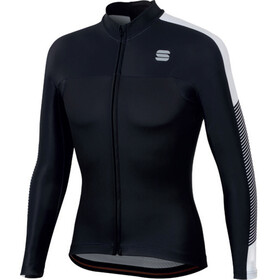 Sportful Bodyfit Pro Thermal Jersey Men black/white